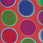 Kaffe Fassett Artisan for Free Spirit Paint Pots PWKF002 Red