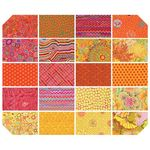Kaffe Fassett Collective -Classics 40pc Design Roll-Citrus FB3DRGP.CITRU.