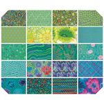 Kaffe Fassett Collective -Classics 40pc Design Roll-Island FB3DRGP.ISLAN