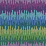 Kaffe Fassett Collective Fall 2018 PWGP170.DARKX Diamond Stripe.