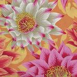 Kaffe Fassett Collective Phillip Jacobs Spring 2019 PWPJ096. Cactus Flower Yello