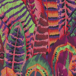 Kaffe Fassett Collective by Philip Jacobs for Free Spirit  PWPJ055 Summer.Feathe
