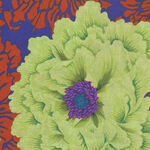Kaffe Fassett Collective by Philip Jacobs for Free Spirit  PWPJ062 .Moss Brocade