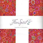 "Kaffe Fassett Collective for Free Spirit 10"" Charm Pack FB610GP.CITRU"
