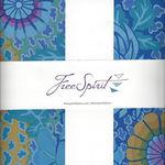 "Kaffe Fassett Collective for Free Spirit 10"" Charm Pack FB610GP.PEACO"