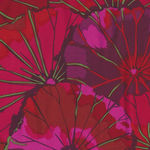 Kaffe Fassett Collective for Free Spirit GP-29 Lotus Leaf Wine