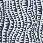 Kaffe Fassett Collective for Free Spirit By Brandon Mabley PWBM060 Blue X
