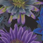 Kaffe Fassett Collective for Free Spirit PWPJ096 Cactus Flower Black