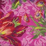 Kaffe Fassett Collective for Free Spirit Spring 2018 PWP J090 REDXX Baroque Flor