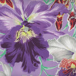 Kaffe Fassett Collective for Free Spirit Spring 2018 PWP J092 Orchids CoolX
