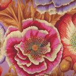 Kaffe Fassett Collective for Free Spirit Spring 2018 PWP J095 Poppy Garden Color