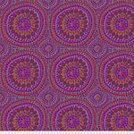 "Kaffe Fassett for Free Spirit Cotton Sateen Chintz Quiltback 108""(274cm) Mandala"