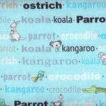 Koala Party by Studio E Fabrics 3330 Colour 16