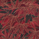 Kona Bay Bamboo Love Gold Etch Bamb-11 Red