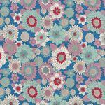LEMONTREE BY TILDA Boogie Flower Blue 100018