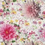 Le Quilt Stof France Un Jour en Ete Digital Floral