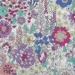 Lecien Memoire a Paris Floral Lawn 41087 Colour 10 White