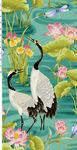Lotus In Springtime for Kona Bay Fabrics Design LOTU-10