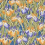 Lotus In Springtime for Kona Bay Fabrics Design LOTU-14