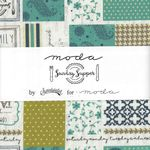 "MODA Charm Pack Sunday Supper  5"" Squares x 42 cuts 52106 32301"