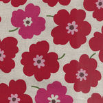 Made In Japan Cotton Linen Flower H6794 Design-3 Colour-A
