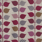 Made In Japan Cotton Linen Leaves H7016 Design-3 Colour-A