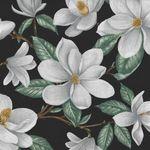 Magnolia Blossom Vine Flower by Blank Textiles BQ8275 099
