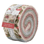 Marches De Noel Jelly Roll by 3 Sisters for Moda Fabrics 44230JR.