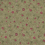 Marches De Noel by 3 Sisters for Moda Fabrics M44237-13 Green/Red.