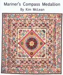 Mariner's Compass Medallion Quilt Pattern from Kim McLean