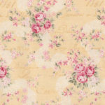 Mary Rose By Quiltgate Fabric RU2260-16B