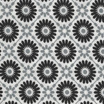 Midnight Magic By April Rosenthal For Moda Fabrics M24080-11 Off White.