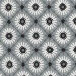 Midnight Magic By April Rosenthal For Moda Fabrics M24080-12 Grey.