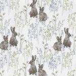 Midsummer By Hackney & Co. Oeko-Tex Pattern 52317-2 White.