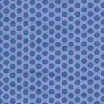 Minky 2-Tone Dots White From Fabrics Inc. Colour Royal/Blue
