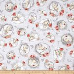 Mirabell-Santoro-London-La Vie En Rose- Quilting Treasures  1649-24259-K