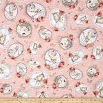 Mirabelle-Santoro-London-La Vie En Rose-Quilting Treasures 1649-24259-P
