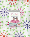 "Moda Frolic Layer Cake Precut Squares 10"" x 42 by Me & My Sister 22310LC"
