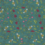 Moda Painted Meadow by Robin Pickens M48662 Colour 12 Teal