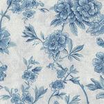 Moda Regency Ballycastle Chintz M42320-16 Blue/White Floral