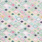 "Moda ""Fresh Cut"" Cotton Quilting Fabric by Basic Grey"