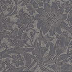 Morris & Co Mineral  from Free Spirit PWWM 036. Color Slate. Pure Sunflower.