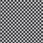 Motorcross-Checkers By Nutex 86470 Color 4 Black/White Check.
