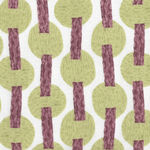 Murano By Stoffabrics Denmark Murano Trees MCS 16-066 Lime Green and Brown.