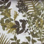 Nature Trail Large Botanical Ecru by Paintbrush Studio 120-11301