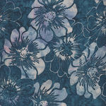 Navy Bali Handpaints Graphic Floral HQ2136 019