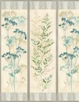 Neutral Nature for Wilmington Prints 42411 Colour 294 Fabric Panel