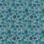 Night Riviera By Laura Berringer For Marcus Fabrics R150598 1014 Soft Teal.