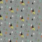 Northcott Safari Swank  Triangles 22400 Color 92