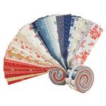 "Northport Jelly Roll 14880 Minick and Simpson For Moda Fabrics 2.5"" x 42 Precut"